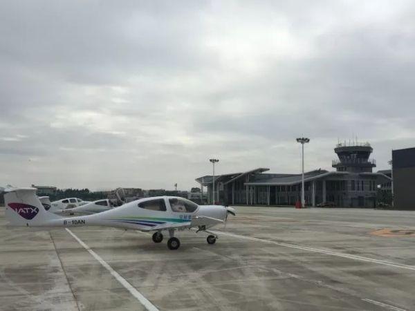 广东阳江合山机场