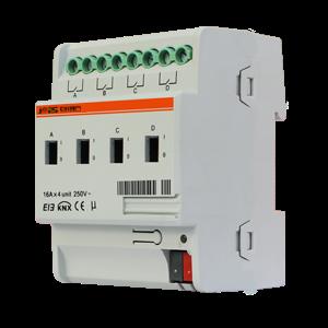 L5508RVFP 8路10A智能继电器控制模块