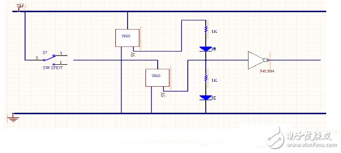 智能家居监控系统模块电路解析(一)—电路精选