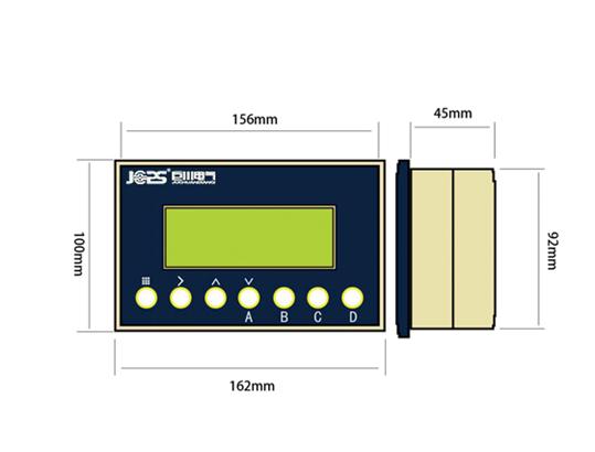 RF433 无线路灯单灯控制系统