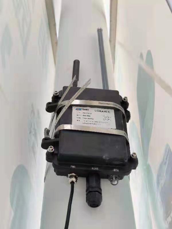 LORA单灯无线远程控制系统 单灯控制器